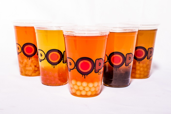 Pop Cafe Bubble Tea