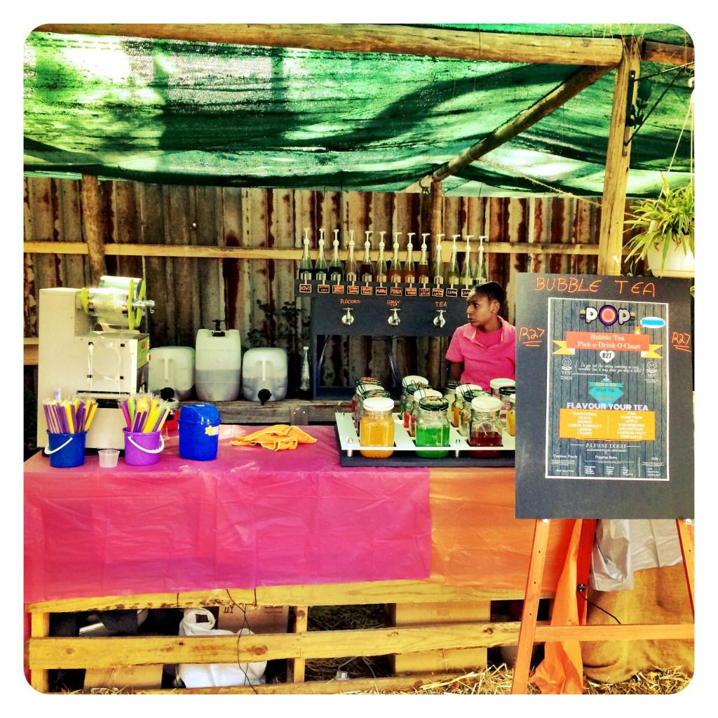Bubble Tea Market Days